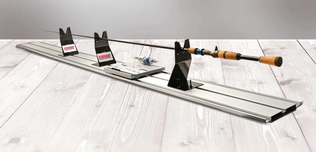 Rod building system crb products for Wrap fishing system