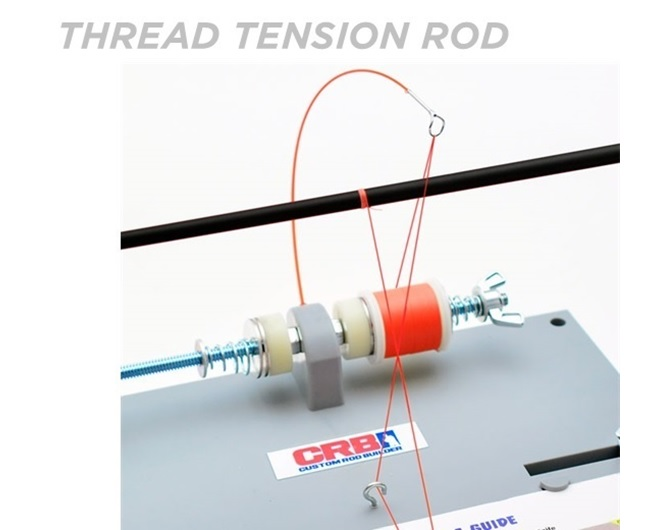 Rod building equipment crb products for Wrap fishing system